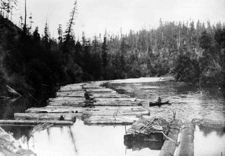 Mendocino lumber